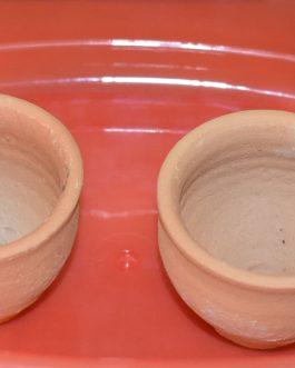 Baked Clay Pot