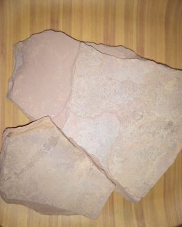 Pink shale stone