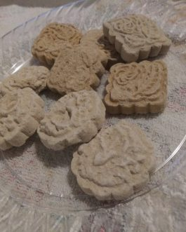 Mexican Chalma cookies