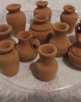 Mexican tiny jars